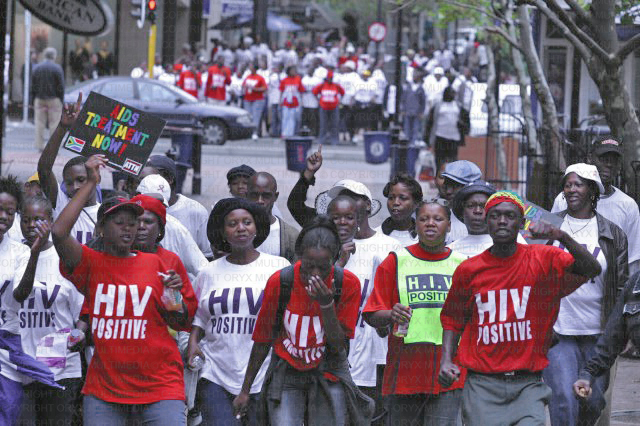 fighting aids in africa