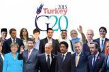 Zimbabwe Not a Member, but Mugabe Off to G-20 Summit in Turkey