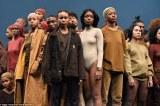20 Million Watch Kanye West's Huge Fashion Show,Yeezy Season 3 On Tidal