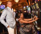 Empire's Cookie Taraji P. Henson and Lyon in South Africa: See Pictues
