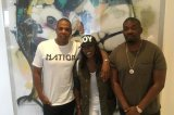 It's Official Nigeria's Tiwa Savage Has Signed with Roc Nation: See Pictures With Jay Z