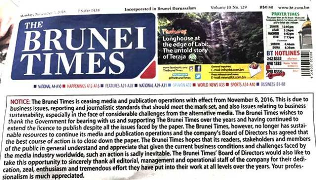 the-brunei-times