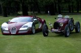 Luxury Cars Then and Now
