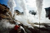 Iceland is digging world's deepest geothermal borehole into the heart of a volcano at a depth of 3.10 miles (5 km) to tap renewable energy