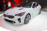 Kia Stinger GT is the name, and hunting BMWs is the aim