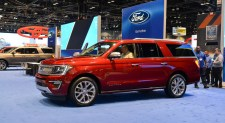 The 2018 Ford Expedition is finally the full-size family hauler from Ford we've been waiting for
