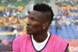 Asamoah Gyan from Ghana Found Guilty of Having 'Unethical Hair' by UAE Football Association