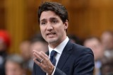 Canadian PM Justin Trudeau: Assad must step down for Syria to have peace