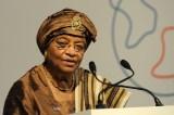 President Ellen Johnson Sirleaf Says All Candidates Will Run