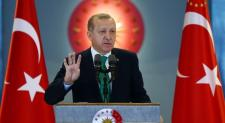 Turkey's president Recep Tayyip Erdogan calls Dutch leaders 'Nazi remnants'