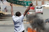 Protesters Vow to Shut Zimbabwe Down