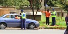 Top Traffic Cop Violet Sigauke in Zimbabwe's Capital Tries to Swallow Bribe Money