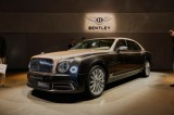 Bentley Mulsanne a heroically impressive hyper-luxury limousine