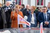 Angela Merkel's party wins German state vote by large margin
