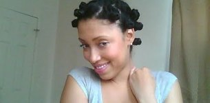 Bantu Knots Not Just for Bad Hair Days