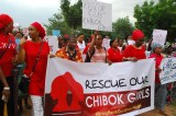 82 Chibok girls reunited with families in Nigeria