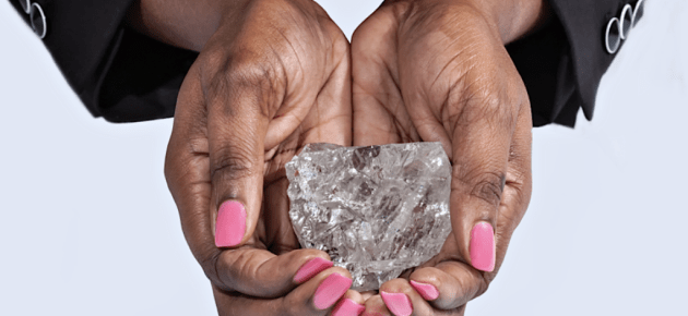 How the Wealth From Diamonds Fails to Enrich Local Communities