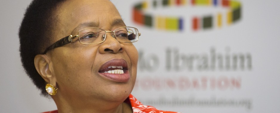 Graça Machel – Africa Will Not Move Till Women Are in Charge