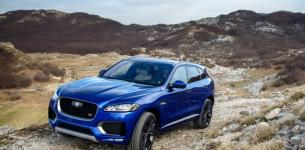 Jaguar F-Pace does an excellent job of putting just as much emphasis on sport as on utility