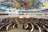 United Nations Human Rights Council adopts resolutions against Israel