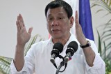Duterte says N. Korean leader Kim 'wants to end world,' warns Trump 'not to play into his hands'