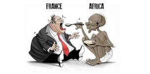 France still forcing 14 African countries to pay colonial tax