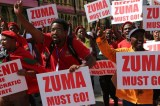 Anti-Jacob Zuma Protests Gathering Momentum Across South Africa