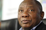 South African Ramaphosa 'Launches' Campaign With Attack On President Zuma, Guptas