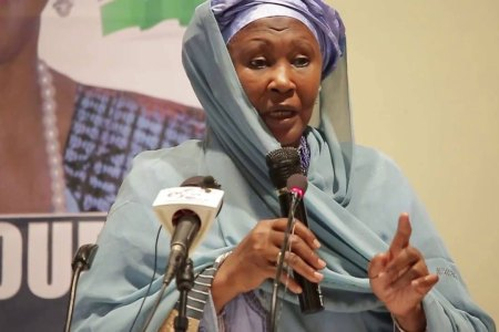 Gambian human rights activist Fatoumatta Jallow Tambajan Wins the New African Woman Award