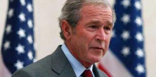 George W. Bush Praises Botswana for HIV/Aids Fight