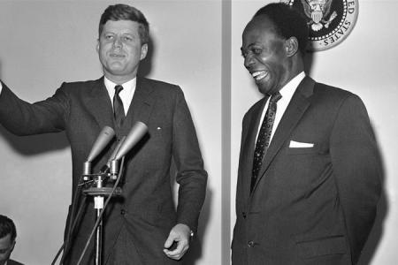What can Ghana teach South Africa about neocolonialism?