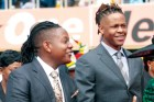Security fears over Mugabe's children Robert Jr and Bellarmine Chatunga
