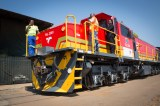 Trans-African Locomotive: Zuma Set To Launch First Locally Manufactured Train