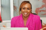 Caroline Mutoko Lectures President Uhuru Kenyatta and He Hears Her