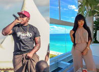 Kenyan Rapper Khaligraph Starts Another Beef with Socialite Vera Sidika
