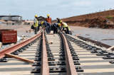 800,000 Tonnes of Cement Needed for Standard Gauge Railway Project