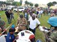 UN chief welcomes Côte d'Ivoire's return to calm after unrest