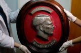 Argentina police believe they have found the biggest collection of Nazi artifacts in the country's history.
