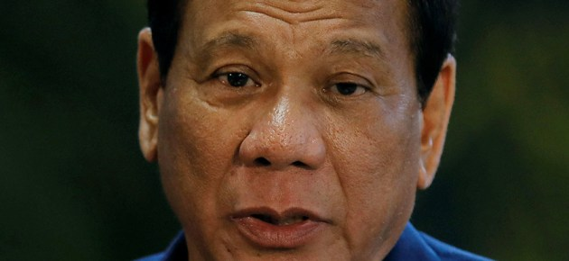 'Dirty' Rodrigo Duterte on the ropes as ISIS, US Special Forces crash the Philippines