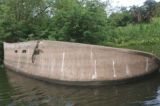 Idi Amin's Concrete Boat Sinks During Launch
