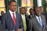 President Edgar Lungu does a Mugabe, as Zambia follows Zimbabwe's disastrous path