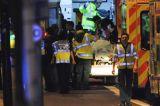 Suspected terrorist attacks at London bridge and Borough Market