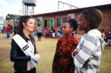 Miss South Africa Sets The Record Straight on 'Glove' Drama