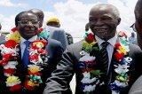Has Robert 'Uncle Bob' Mugabe Exposes Trusted Friend Mbeki?