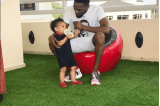 Tragedy as Nigerian Singer D'Banj's Son Dies