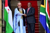 VIDEO: Ramaphosa Calls on Morocco to Grant Independence to Saharawi