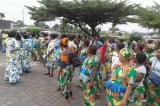 The UFPDG sensitizes Gabon women on the enrollment campaign