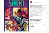 Nigerian to Write Standalone Comic On Black Panther Character