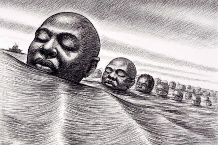 Remembering Igbo slaves who committed mass suicide off U.S. coast in 1803