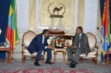 Ethiopia And Eritrea Have Been In Conflict For 20 Years. Today, Their Leaders Hugged